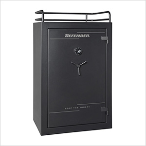 Defender 34 - 46 Gun Tactical Safe with Mechanical Lock