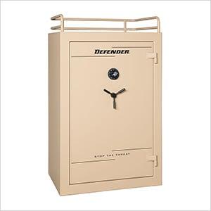 Defender 34 - 46 Gun Tactical Safe with Mechanical Lock