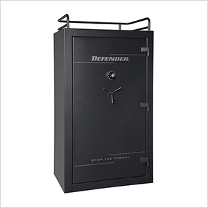 Defender 44 - 46 Gun Tactical Safe with Mechanical Lock