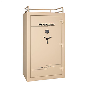 Defender 44 - 46 Gun Tactical Safe with Electronic Lock