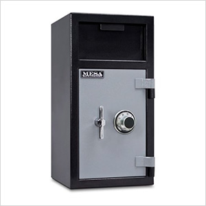 Depository Safe with Combination Lock
