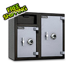 Mesa Safe Company Depository Safe with Combination Lock