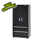 "Waterloo 36"" Wide Trio Floor Cabinet"