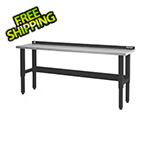 Waterloo 8-Foot Stainless Steel Workbench