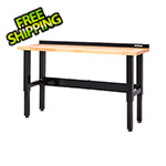 Waterloo 6-foot Butcher Block Workbench