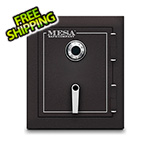 Mesa Safe Company 1.7 CF Burglary and Fire Safe with Combination Lock