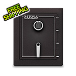 Mesa Safe Company 1.7 CF Burglary and Fire Safe with Electronic Lock