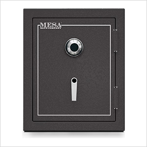 4.0 CF Burglary and Fire Safe with Combination Lock