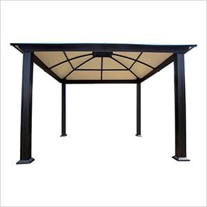 12 x 12 ft. Siena Hard-Top Dome Gazebo