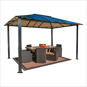 10 x 13 ft. Bermuda Hard-Top Gazebo