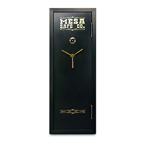 14-gun Fire Safe With Combination Lock