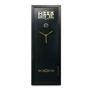 14-gun Fire Safe With Electronic Lock