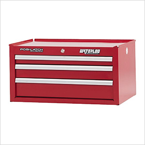 26-Inch 3-Drawer Intermediate Tool Chest