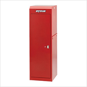 Professional HD Series Red Full Height Side Locker
