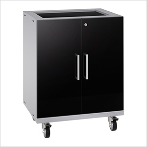 PERFORMANCE PLUS 2.0 Black 2-Door Base Cabinet