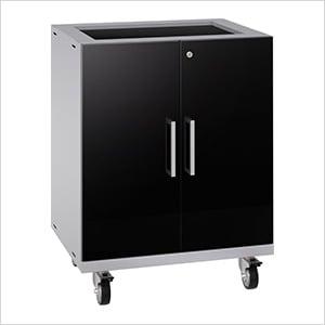 PERFORMANCE PLUS 2.0 Black 2-Door Base Cabinet