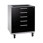 NewAge Garage Cabinets PERFORMANCE PLUS 2.0 Black Tool Drawer