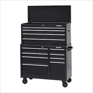 41-Inch 12-Drawer Tool Chest and Cabinet Combo