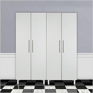 2-Piece Tall Garage Cabinet System