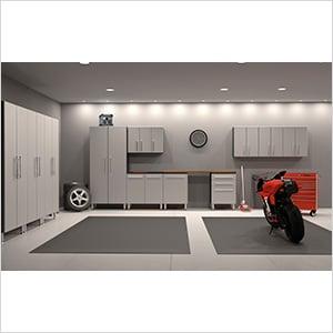 12-Piece Garage Cabinet System