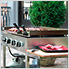 36-Inch Stainless Steel 4-Burner Outdoor Griddle