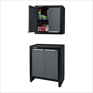 Modular 2-Cabinet Combo