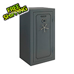 Stack-On Total Defense 36-40 Gun Safe with Electronic Lock