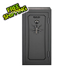 Stack-On Total Defense 36-40 Gun Safe with Biometric Lock