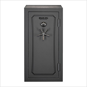 Total Defense 36-40 Gun Safe with Biometric Lock