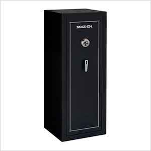 16-Gun Safe with Biometric Lock
