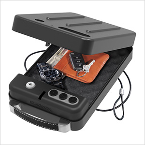 Portable Security Case with RFID Lock