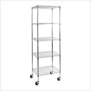 5-Tier Shelving System