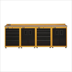 5-Piece Garage Organization System
