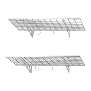 "36"" x 18"" Wall Shelves (2-Pack)"