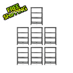 Gladiator GarageWorks 48-Inch Tool-Free Rack Shelving (7-Pack)