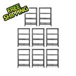 Gladiator GarageWorks 48-Inch Tool-Free Rack Shelving (8-Pack)