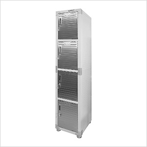 UltraHD 4-Tier Locker Gear Cabinet