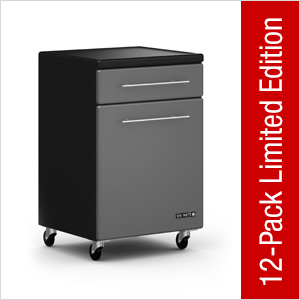 Limited Edition Color 1-Door / 1-Drawer Rolling Base Cabinet (12-Pack)