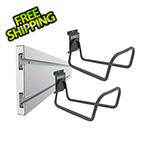 Ulti-MATE Cabinets Slat Wall 3-Piece Utility Kit