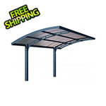 Palram 10' x 16' Arizona Wave 5000 Metal Carport