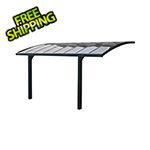 Palram 10' x 16' Arizona Breeze 5000 Metal Carport