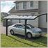 10' x 16' Arizona Breeze 5000 Metal Carport