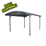Palram 16' x 10' Vitoria 5000 Metal Carport