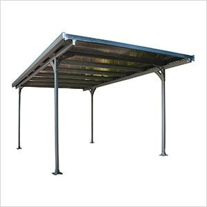16' x 10' Verona 5000 Metal Carport