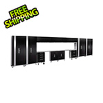 NewAge Products PERFORMANCE 2.0 Black 16-Piece Cabinet Set