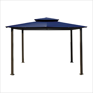 10 x 12 ft. Santa Fe Gazebo (Navy Canopy)