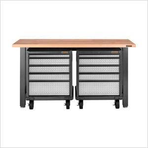 3-Piece Premier Tool Cabinet Set