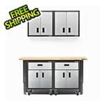 Gladiator GarageWorks 7-Piece RTA Garage Cabinet Set