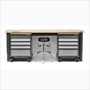 6-Piece Premier Garage Cabinet Set
