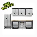 Gladiator GarageWorks 13-Piece Premier Garage Cabinet System